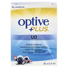 OPTIVE PLUS UD Augentropfen 30x0.4 Milliliter - Vorderseite