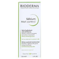 BIODERMA Sebium Mat Control mattierend.Fluid 30 ml 1 Stück - Vorderseite