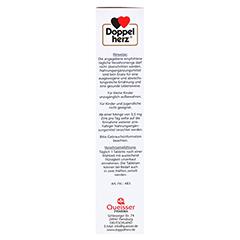 DOPPELHERZ A-Z Depot Tabletten 60 Stück - Linke Seite