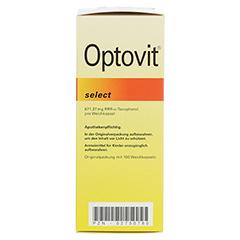 OPTOVIT select 1.000 I.E. Kapseln 100 Stück - Rechte Seite