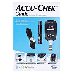 ACCU-CHEK Guide Set mg/dL 1 Stück - Rückseite