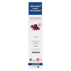 LOGONA Couperose Creme Tag & Nacht 30 Milliliter - Rückseite