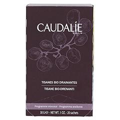 CAUDALIE Tisanes Bio Drainantes 30 Gramm - Rückseite