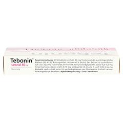 Tebonin spezial 80mg 30 Stück N1 - Oberseite