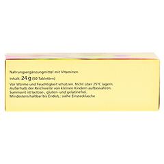 SUMMAVIT Tabletten 50 Stück - Oberseite