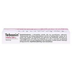 Tebonin intens 120mg 30 Stück N1 - Oberseite