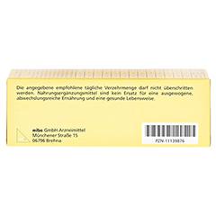 SUMMAVIT Tabletten 50 Stück - Unterseite