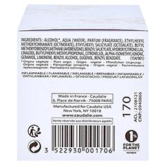 CAUDALIE Parfum Divin 50 Milliliter - Unterseite