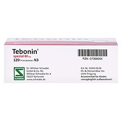 Tebonin spezial 80mg 120 Stück N3 - Unterseite