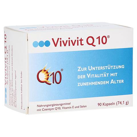 VIVIVIT Q10 Kapseln 90 Stück