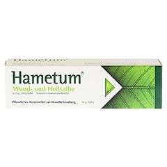 Hametum Wund- und Heilsalbe 50 Gramm N2 - Vorderseite