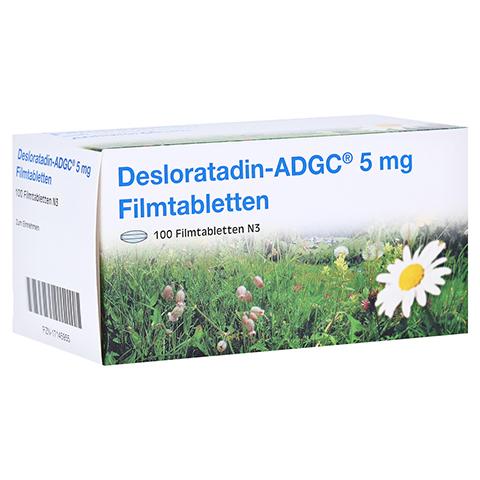 Desloratadin-ADGC 5mg 100 Stück N3