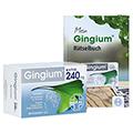 Gingium extra 240mg + gratis Gingium Rätselbuch 80 Stück