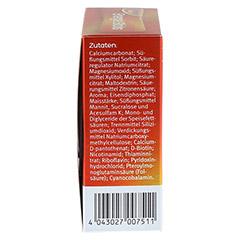 SANOSTOL spezial Energie Sticks + gratis sanostol Drachen-Schmatz 50g 20 Stück - Rechte Seite