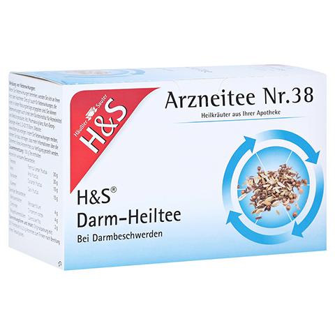 H&S Darm-Heiltee Filterbeutel 20x2.0 Gramm