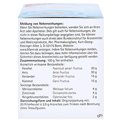 H&S Darm-Heiltee Filterbeutel 20x2.0 Gramm - Linke Seite