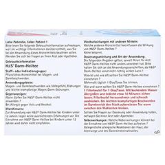 H&S Darm-Heiltee Filterbeutel 20x2.0 Gramm - Rückseite