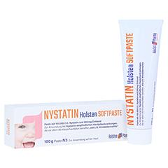Nystatin Holsten Softpaste 100 Gramm N3