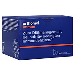 Orthomol Immun Trinkfläschchen/Tabletten 30 Stück