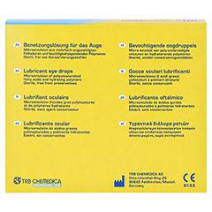 REMOGEN Omega Augentropfen 20x0.25 Milliliter - Rückseite