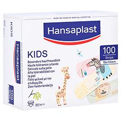 HANSAPLAST Kids Pflasterstrips Univeral 100 Stück