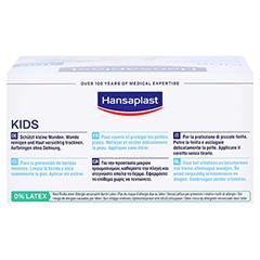 HANSAPLAST Kids Pflasterstrips Univeral 100 Stück - Oberseite