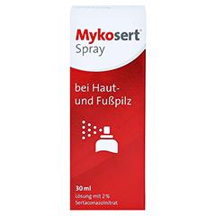 Mykosert bei Haut- und Fußpilz 30 Milliliter N1 - Vorderseite