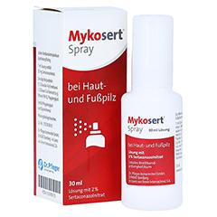 Mykosert bei Haut- und Fußpilz 30 Milliliter N1