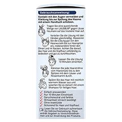 LAUSBUB gegen Läuse Heumann Lösung 100 Milliliter - Rechte Seite