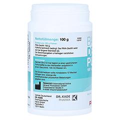 PANACEO Basic-Detox Pure Pulver 100 Gramm - Rechte Seite