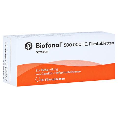 Biofanal 500000 I.E. 50 Stück N2