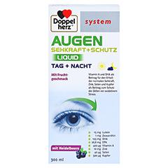 DOPPELHERZ Augen Sehkraft+Schutz Liquid system 300 Milliliter - Vorderseite