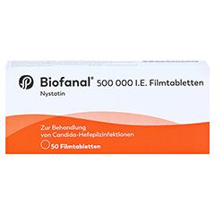 Biofanal 500000 I.E. 50 Stück N2 - Vorderseite