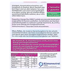 DOPPELHERZ Energie Plus DIRECT Pellets 20 Stück - Rückseite