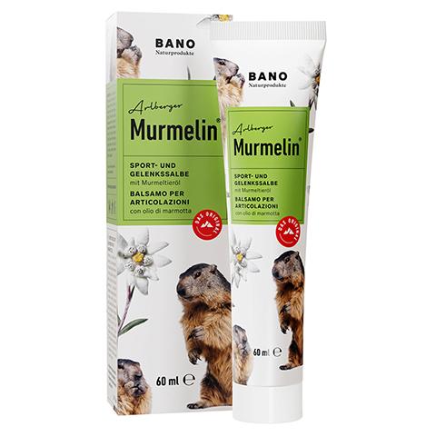 MURMELIN Arlberger Emulsion 60 Milliliter