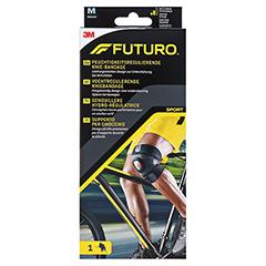 FUTURO Sport Kniebandage M 1 Stück - Vorderseite