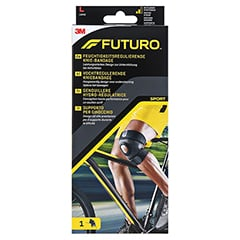 FUTURO Sport Kniebandage L 1 Stück - Vorderseite