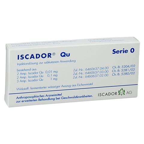 ISCADOR Qu Serie 0 Injektionslösung 7x1 Milliliter N1
