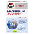 DOPPELHERZ Magnesium 400 Depot system Tabletten 60 Stück