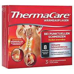 Thermacare Wärmeumschläge bei punktuellen Schmerzen, flexibel anwendbar 3 Stück