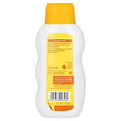 Weleda Calendula Pflegeöl parfümfrei 200 Milliliter - Rückseite