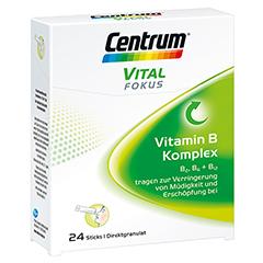 CENTRUM Fokus Vital Vitamin B Komplex Sticks 24 Stück