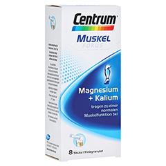 CENTRUM Fokus Muskel Magnesium+Kalium Sticks 8 Stück