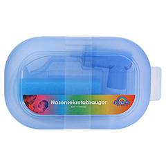 NASENSEKRETABSAUGER Baby-Frank in Box 5 Filter 1 Stück