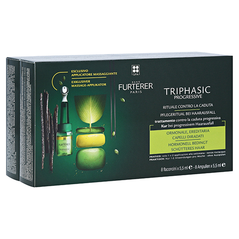 FURTERER Triphasic VHT ATP Intensif 8x5.5 Milliliter