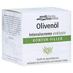 Olivenöl Intensivcreme Exclusiv 50 Milliliter