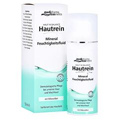 medipharma Haut in Balance Hautrein Mineral Feuchtigkeitsfluid 50 Milliliter