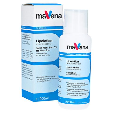 MAVENA Lipolotion 200 Milliliter