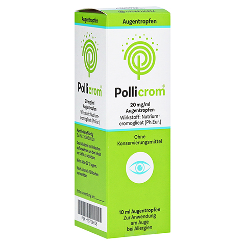 Pollicrom 20mg/ml 10 Milliliter
