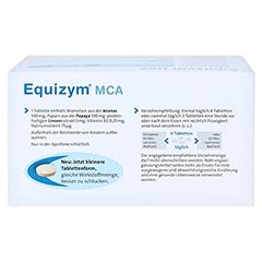 EQUIZYM MCA Tabletten 300 Stück - Unterseite